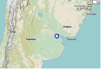 Where in the world is Buenos Aires, Argentina