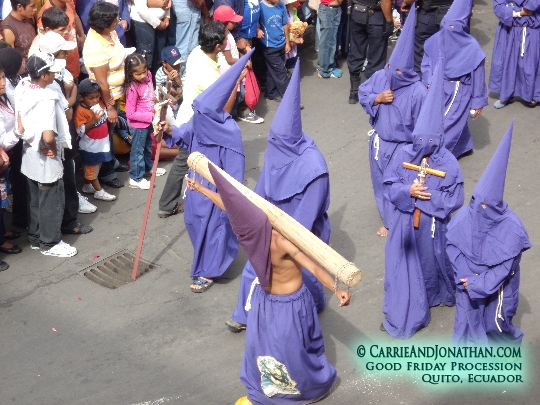 Good Friday in Quito