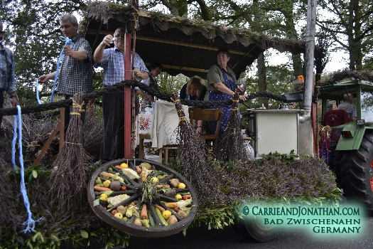 Erntgedankfest in Northern Germany Bad Zwischenahn