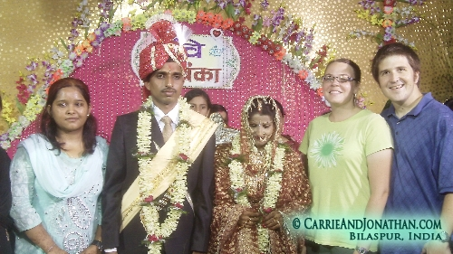 Wedding Crashers in India