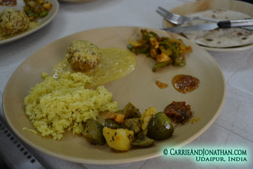 Indian Cooking Classes at The Spice Box in Udaipur