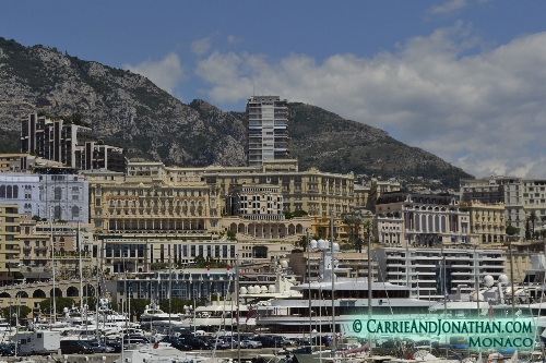 Three hours in Monaco