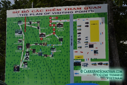 Cu Chi Tunnels of the Viet Cong Vietnam