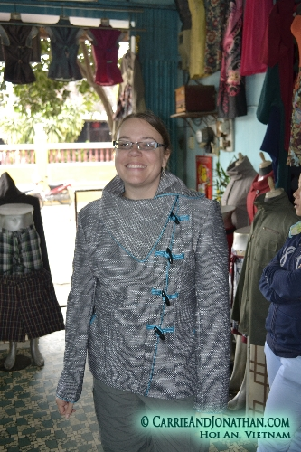 Hoi An, Best Tailors and clothing in Vietnam
